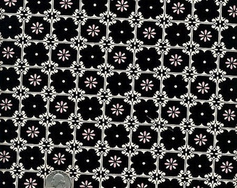 NEW Dena Designs MCKENZIE Fleur  Df73 Free Spirit Fabric - 1 Yard