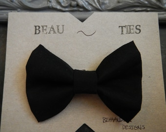 Baby Boy Toddler clip-on bow tie