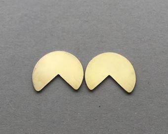 Sector Earrings