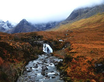 Fairy Pools of Scotland
