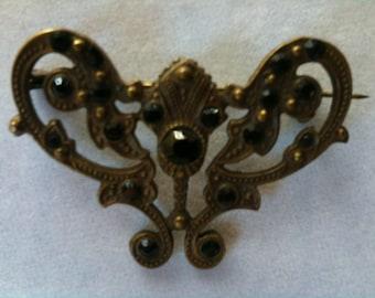 Vintage Brooch made in Barcelona, Spain