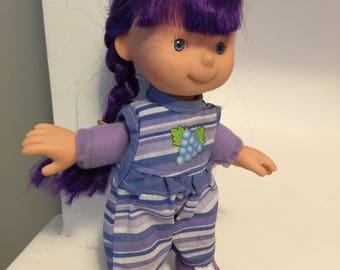 Vintage Purple Baby Doll