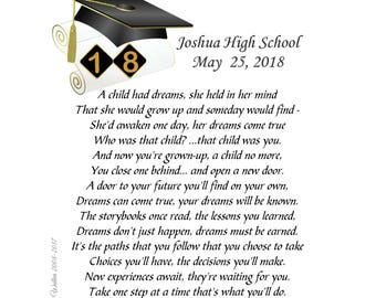 Spread Your Wings and Soar Inspirational Graduation Poem