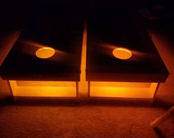 Color Changing Cornhole Board Lights w/ Toggle Switch