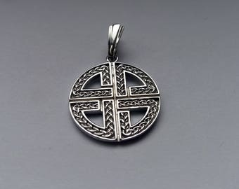 """Amulet """"Knot of protection of Vikings"""""""