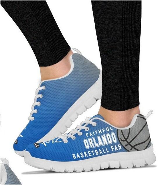 PP Shoes 022A Magic Walking Sneakers Fan Basketball HB Orlando BK AxfqY1