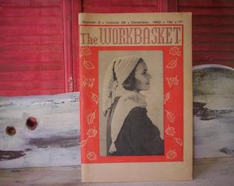 Crochet book/Needlecraft book/The Workbasket Magazines book/Creative hand book/Knitting projcet/Old baking book/knitting book/gardening book