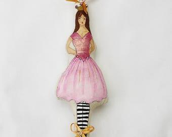 Princess Art Doll Decoration