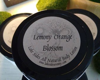 Lemony Orange Blossom