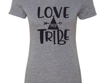 Love My Tribe T-Shirt
