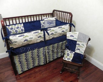 etsy erpu boys market bedding for crib bed boy il