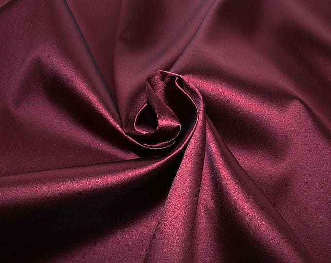 274104-Mikado (Mix)-82% Polyester, 18% silk, width 160 cm, made in Italy, dry cleaning, weight 160 gr