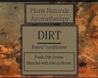 DIRT Beard & Mustache Conditioner