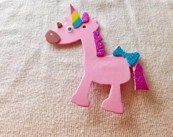 Unicorn pin, lolita, childrens pins, adults pins,