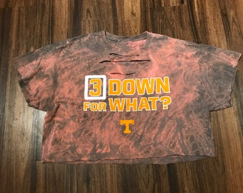 FADED Tennesse Crop Tee