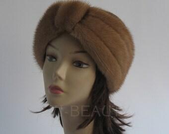 Pastel Fur womens headband,Earwarmer, Fur headband for winter, hair accessories, headband fur, Wide Headband, mother-in-law, gift, festivity