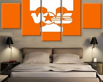 Vols 5pc Canvas Set
