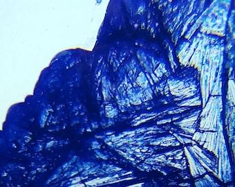 "Micro Crystalline #1    Digital Print 12""x18"" (Glossy/Laminated)"
