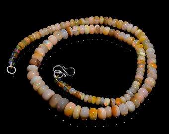 INCREDIBLE ETHIOPIAN WELO, Fire Opal Loose Gemstone, Top Quality Opal Gemstone, 5514