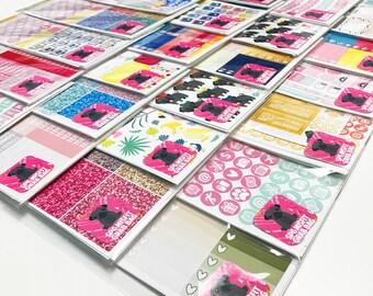 MISFIT GRAB BAG! (10 Sticker Sheets)
