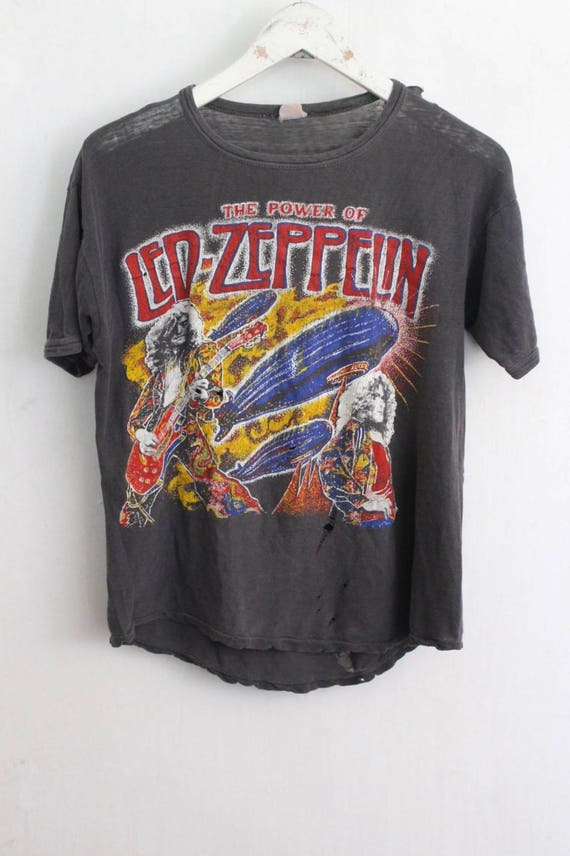 Led Zeppelin Vintage Shirts