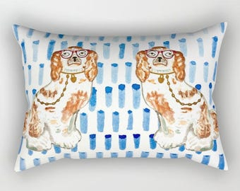 REDHEADS IN GLASSES Rectangular Pillow - 4 Sizes