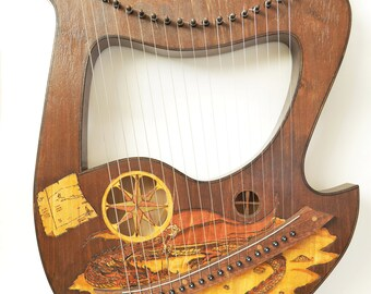 "Liara ""Smaug"" C major Lyre instrument"