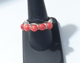 Look at this fun and funky ring!