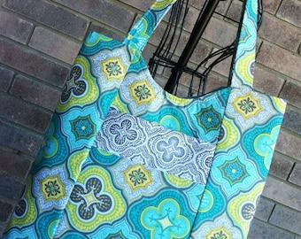 Fabric Tote/Handbag/Purse/Hobo - The Olivia - over 200 fabric options