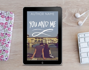 Premade eBook Cover -  You and Me