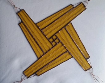 Brigids Cross Ornament