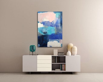 Printable art, Abstract painting, Living room wall art, contemporary art, abstract wall art, modern art painting, bedroom print, dream
