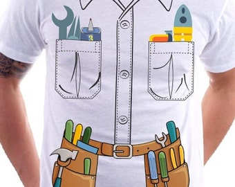 Handyman Work T-shirt