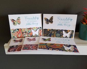 Paisley Friendship Card Set