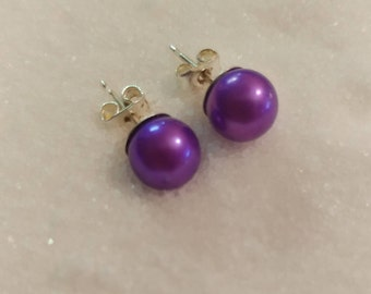 Beautiful Pearls for Your Ears!