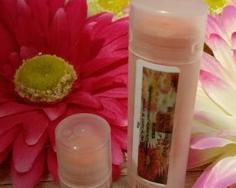 Tinted Lip Balm in Blushed, light pink lip balm