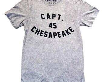 Captain Chesapeake shirt