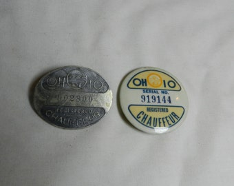 2 Ohio Chauffeur Licenses                                                                     ---   34-75