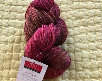 Zen Yarn Garden Serenity 20 Yarn in Lords-a-Leaping