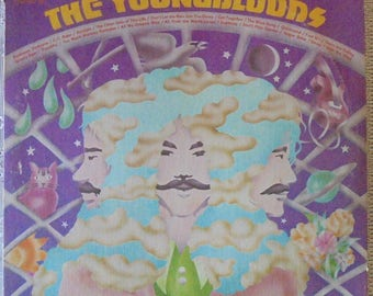 """YOUNGBLOODS """"This is The Youngbloods"""" Vintage Double LP"""