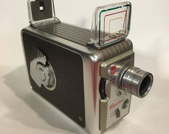 Kodak 8mm Brownie Movie Camera II