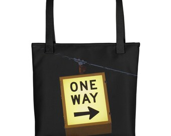 One Way - Classic Tote