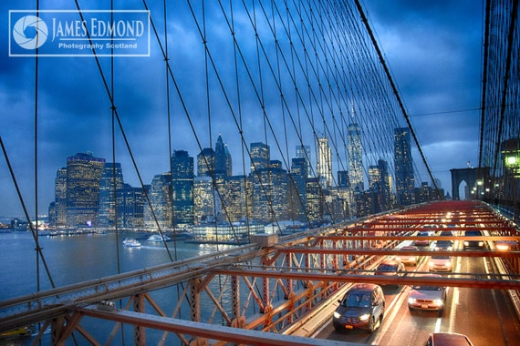 Brooklyn Bridge art, brooklyn bridge print, brooklyn bridge photo, new york art, new york print, new york photography, New York Landscape