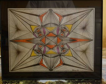 Abstract Geometry by Eloiza Amaral
