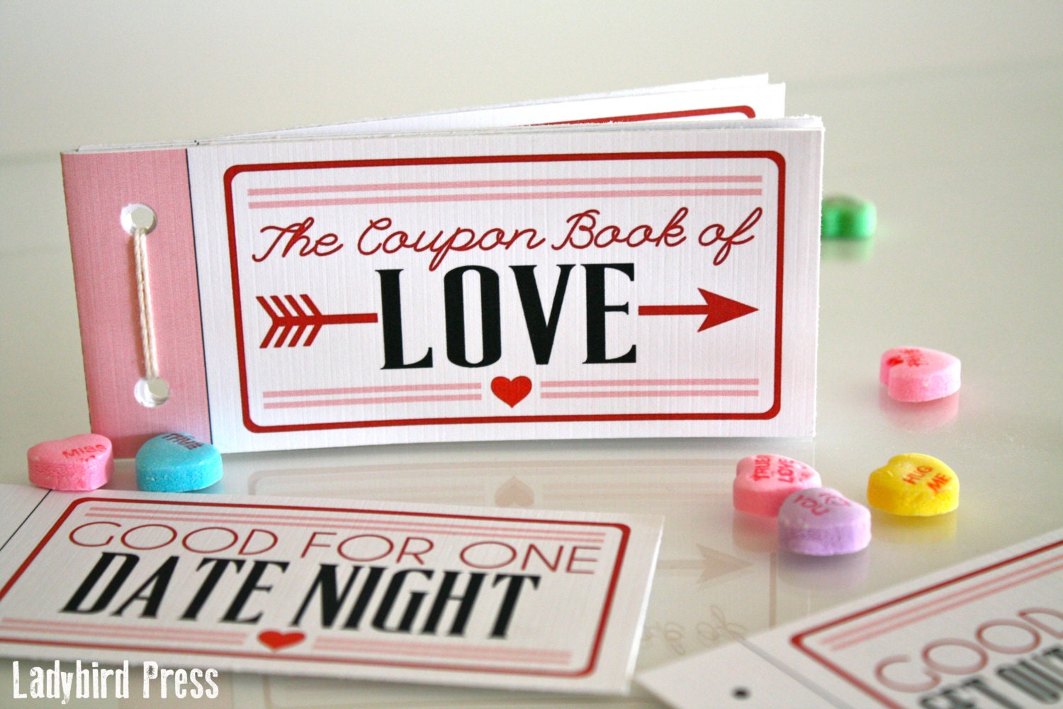 Printable valentines day gift love coupons coupon book zoom yadclub Image collections