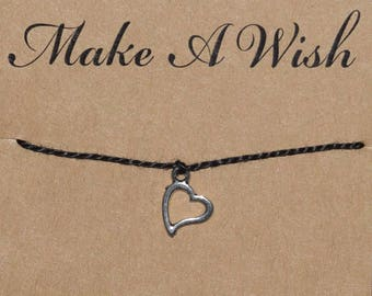 Heart Love Wish Bracelet - Buy 3 Items, Get 1 Free