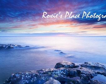 Lake Superior photography//Lake Superior fine art print//Lake Superior North Shore//Superior Shores
