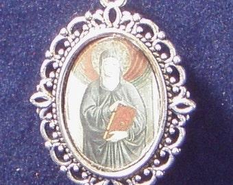 Saint Monica Religious Medal