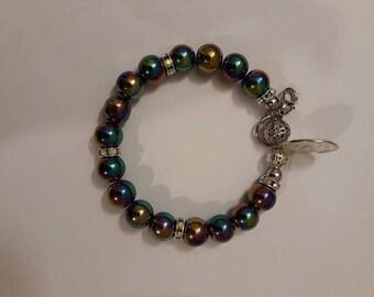 FREE SHIPPINGholo effect bracelet
