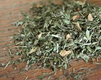Lemon Mint Organic Herbal Tea-Refreshing